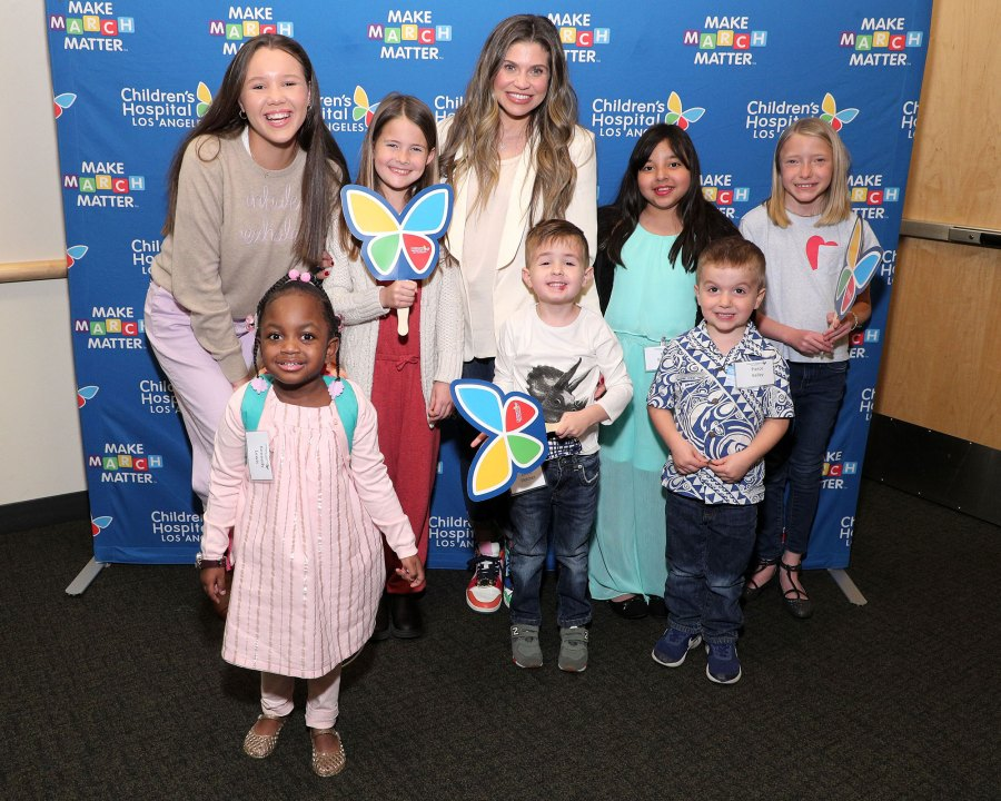 Danielle Fishel Make March Matter Fundraising Campaign