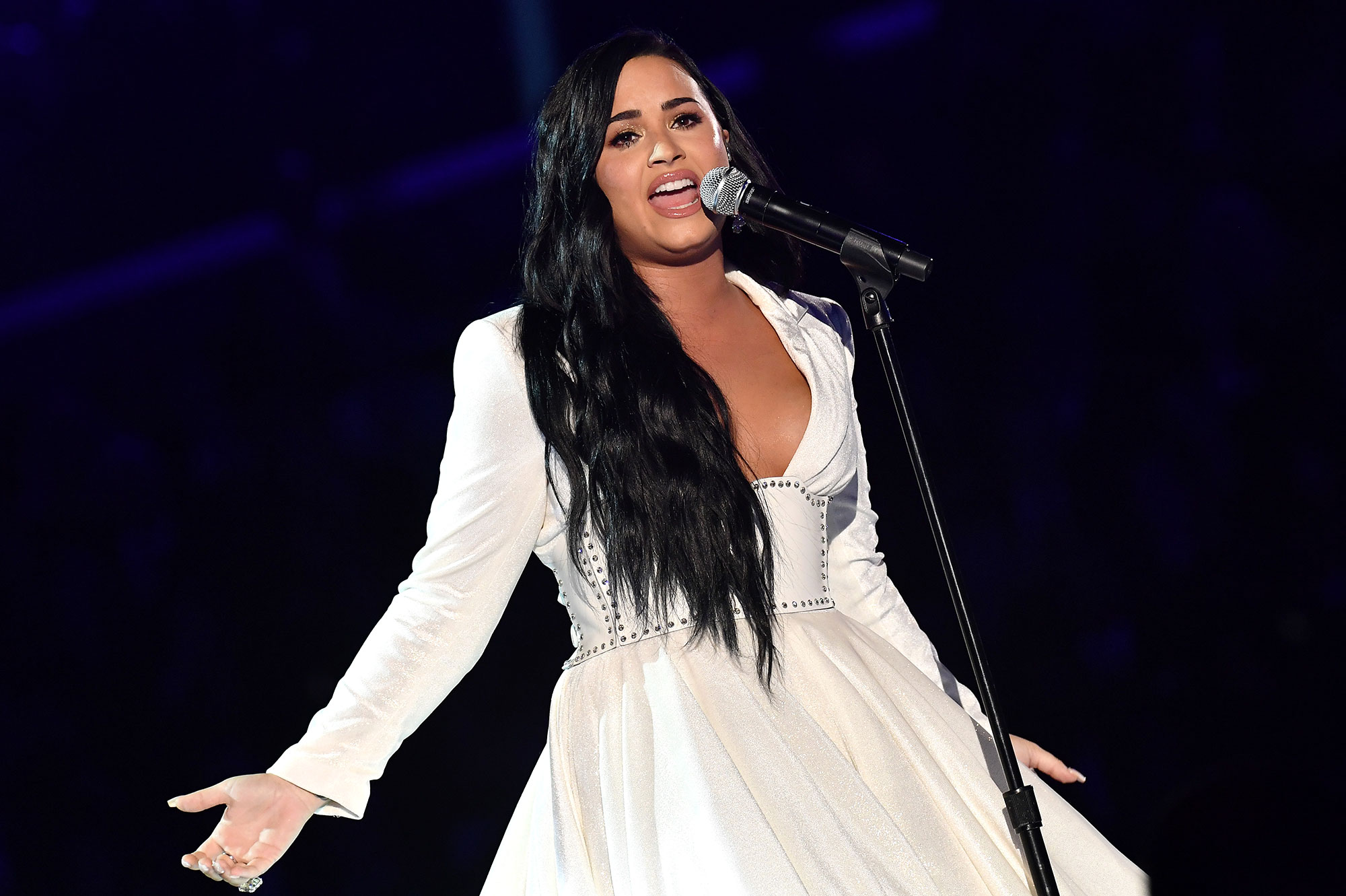 Demi Lovato 62nd Annual Grammy Awards New Single