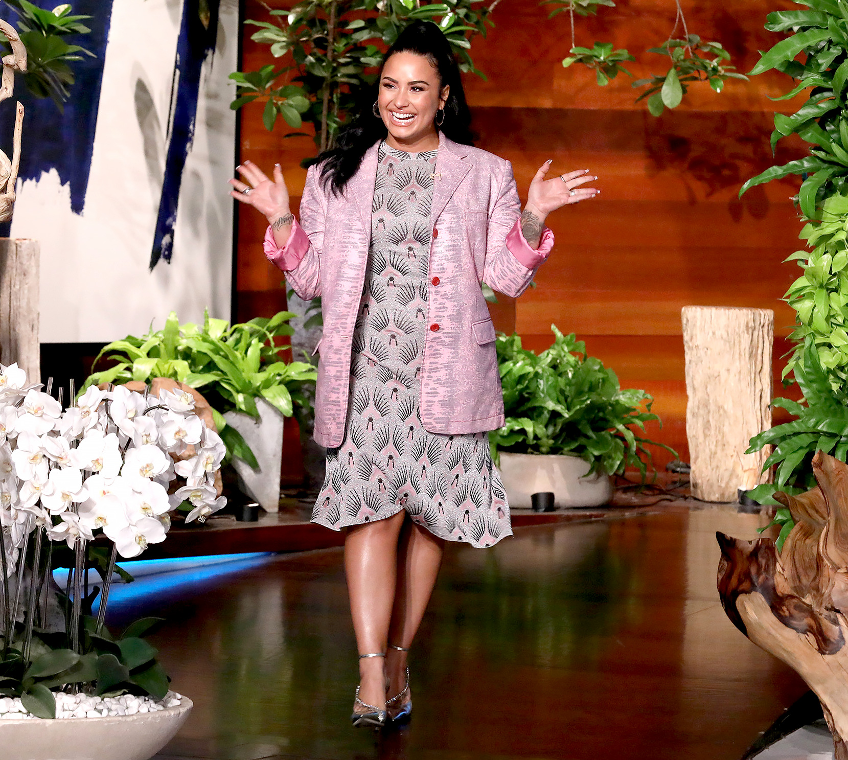 Demi Lovato Recalls Feeling 'Completely Abandoned' by Her Former Team Before 2018 Relapse 2
