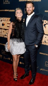 Derek Hough Shares What He Likes About Julianne Hough Husband Brooks Laich