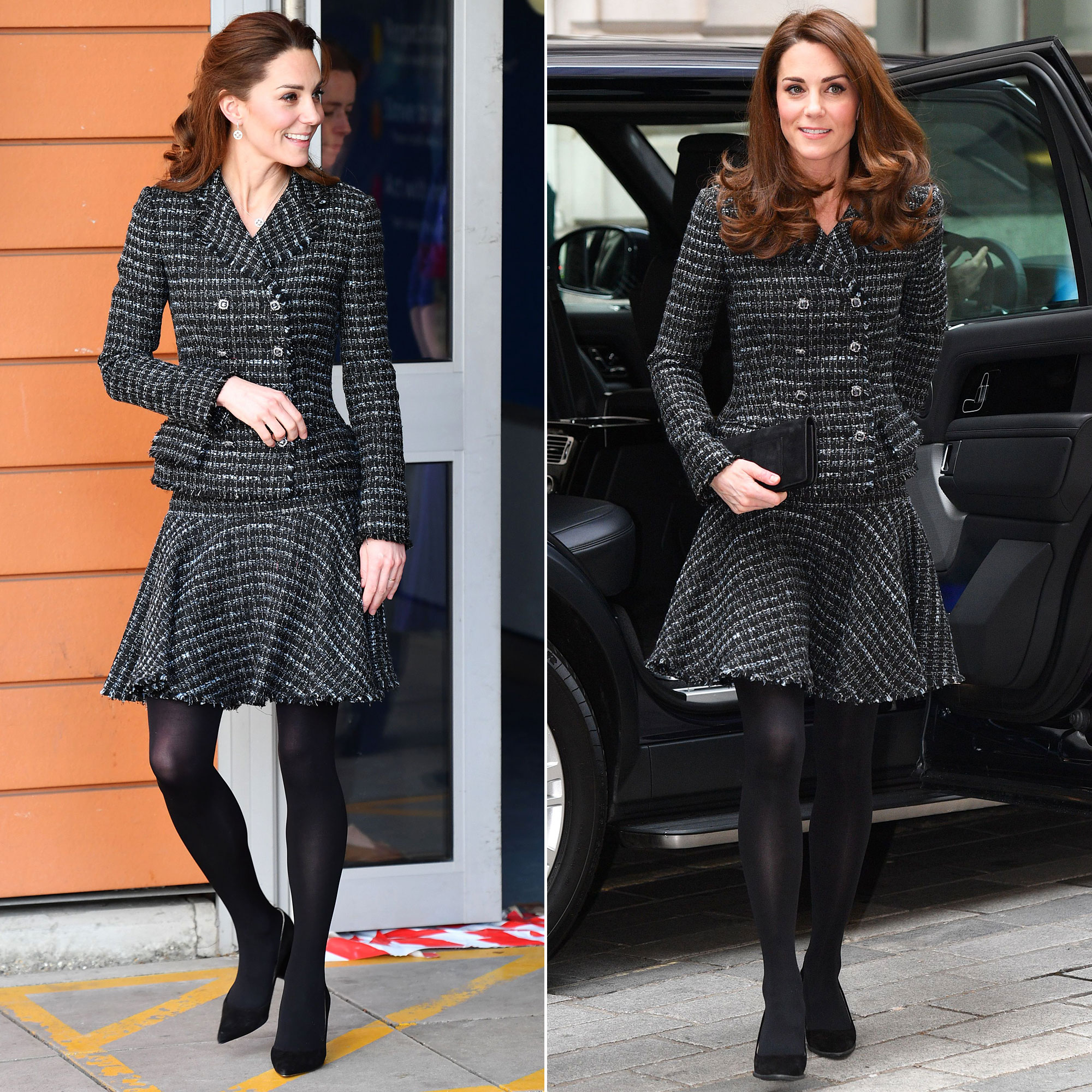 Kate Middleton S Best Outfit Repeats Over The Years Pics