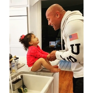 Dwayne Johnson and More Celebrities Teach Their Kids to Wash Their Hands During Coronavirus Spread