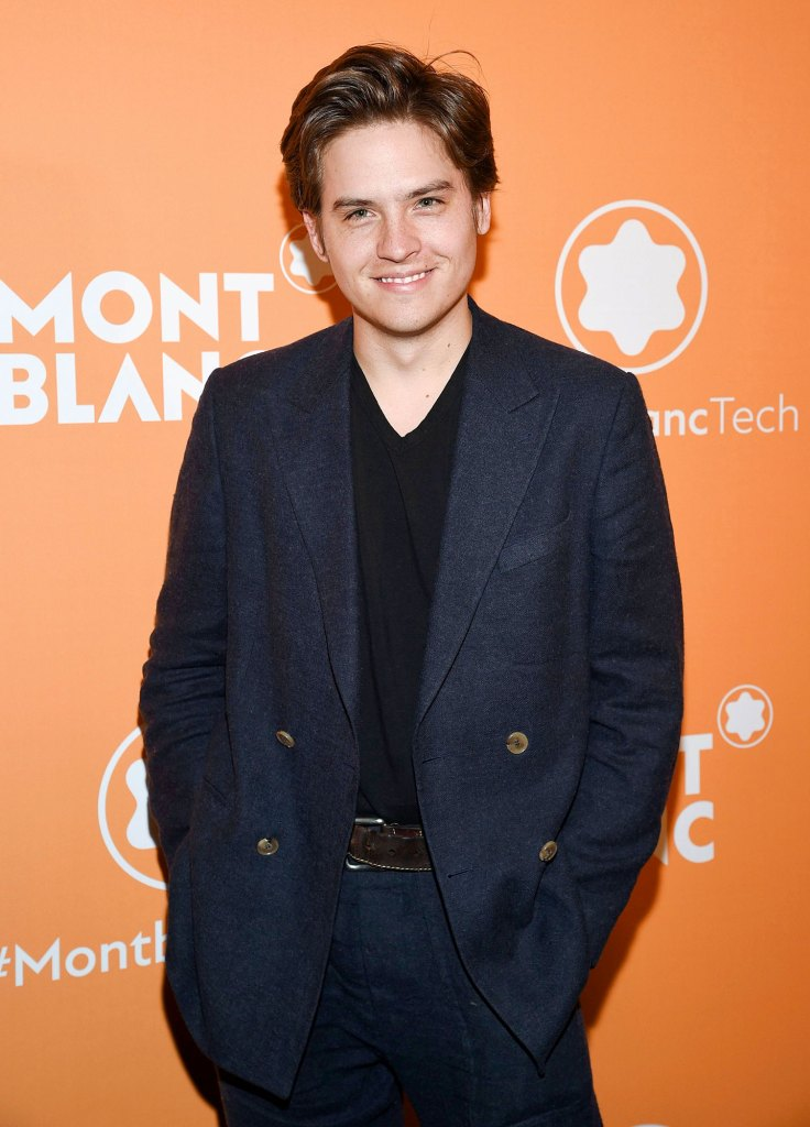 Dylan Sprouse Says Suite Life of Zack and Cody Saved Him Montblanc Headphones Launch Party
