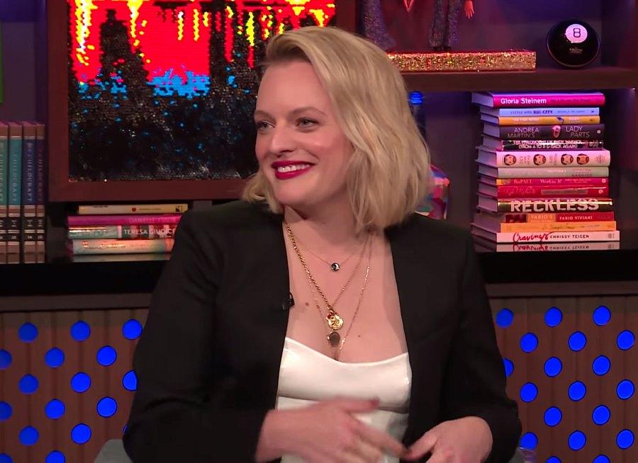 Elisabeth Moss Laughs Off Tom Cruise Dating Rumors