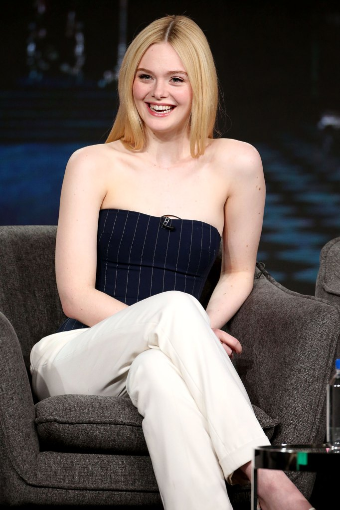 Elle Fanning The Great Hulu Admits She Threw Up a Lot in the Uber'on Her 21st Birthday