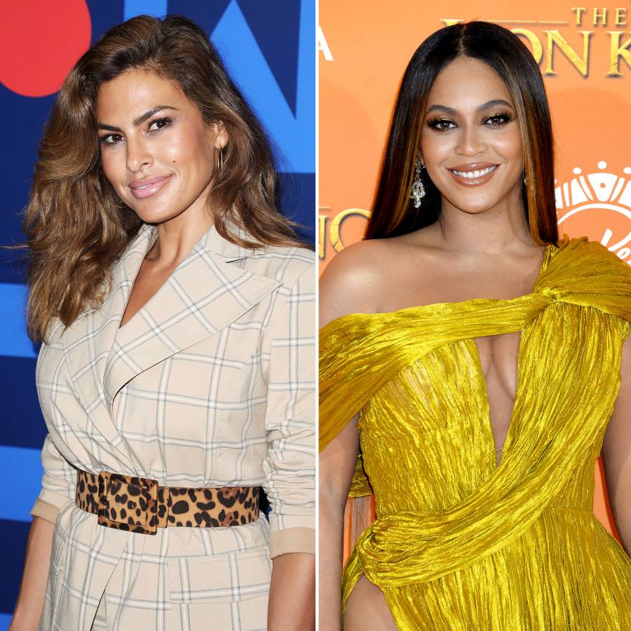 Eva Mendes Beyonce can't cook