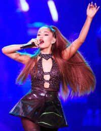 Ariana Grande performs at Wango Tango Five Things to Know About Ariana Grandes Rumored New Boyfriend Dalton Gomez