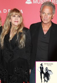 Fleetwood Mac Rumours Stevie Nicks and Lindsey Buckingham Albums Dedicated to Significant Others