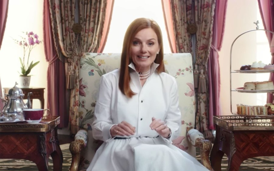 Geri Halliwell Shares the Story Behind Her Iconic Spice Girls Union Jack Dress