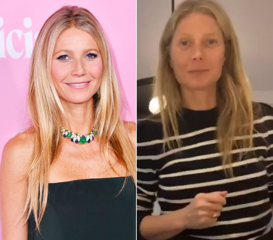 Of Course Gwyneth Paltrow Looks This Good Makeup-Free