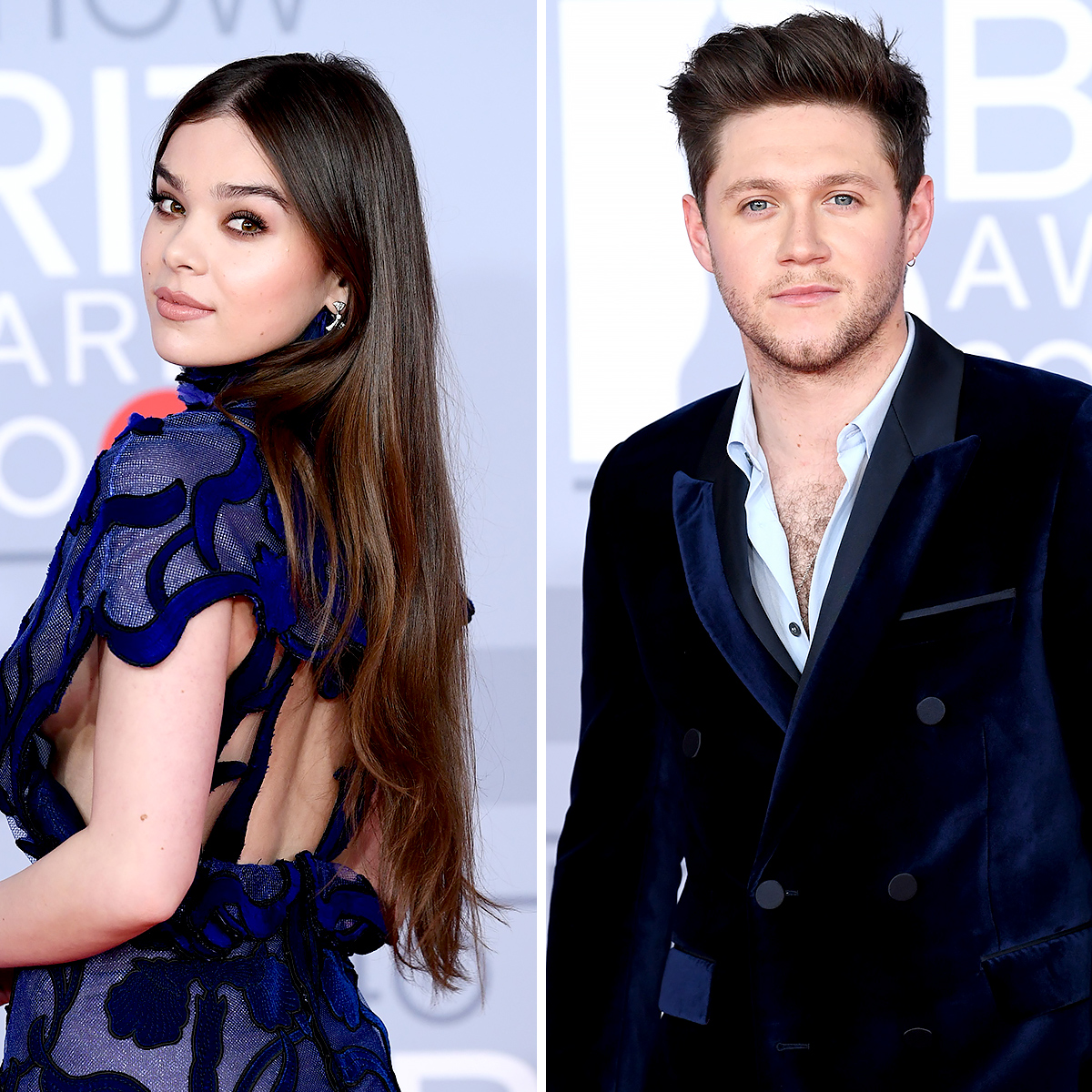 Hailee Steinfeld Cringes When Niall Horan Song Plays in Livestream