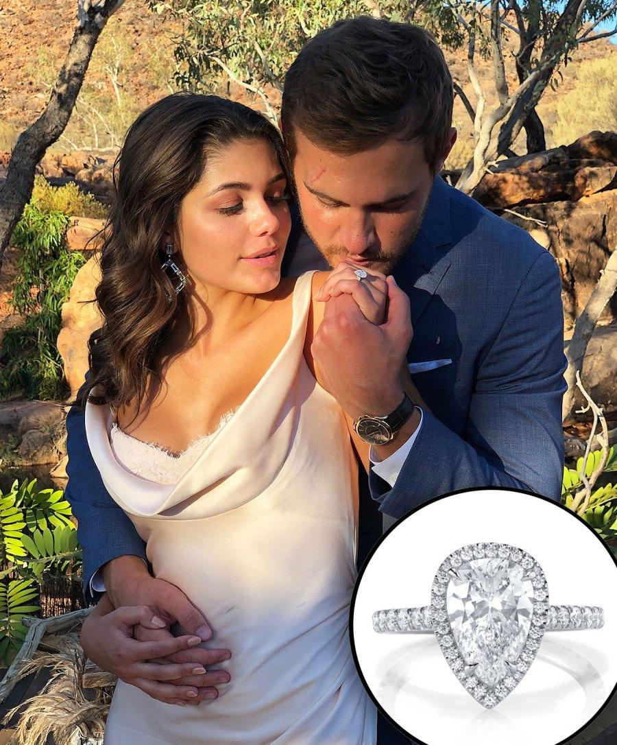 "Hannah Ann ""The Bachelor"" Finale Proposal Ring Slide"