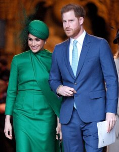 Harry Seemed Uneasy Compared Relaxed Meghan Commonwealth Day
