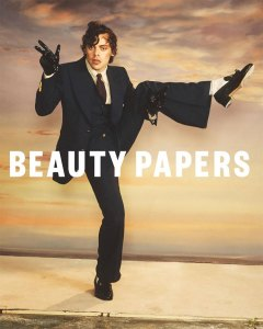 Harry Styles Beauty Papers Magazine Covers