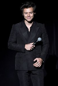 Harry Styles Tells Fans Find Moments of Happiness Amid Coronavirus