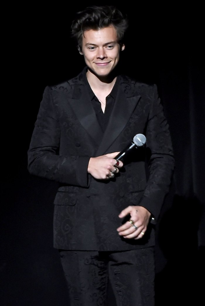Harry Styles Tells Fans Find Moments of Happiness Amid Coronavirus