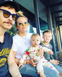 Matthew Korma Hilary Duff and Kids How Hilary Duff Is Teaching Her Kids About Sustainability