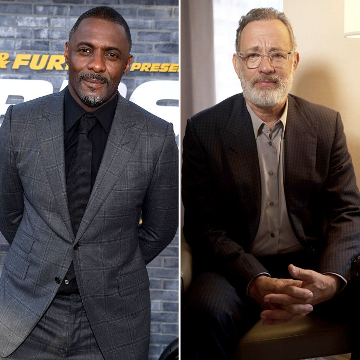 Idris Elba Updates Fans Coronavirus Symptoms Says Tom Hanks Inspired Him