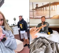 Inside Cassie Randolphs Quarantined Life With Colton Underwood