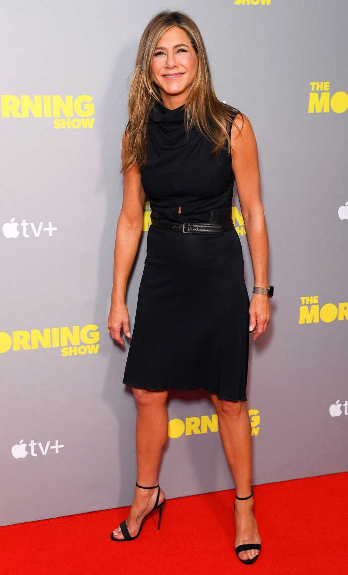Inside Jennifer Aniston Gym Workouts With Her Trainer