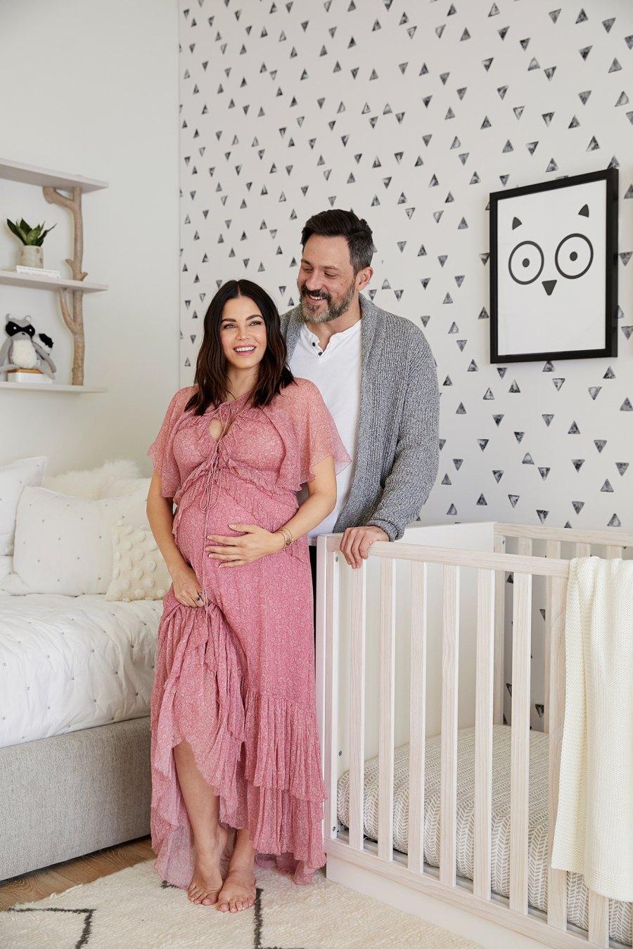 Inside Pregnant Jenna Dewan and Steve Kazee's 'Neutral' Nursery Ahead of Child's Arrival
