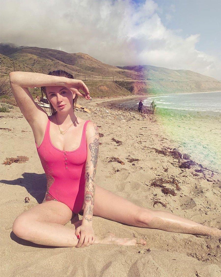 Ireland Baldwin Swimsuit Instagram