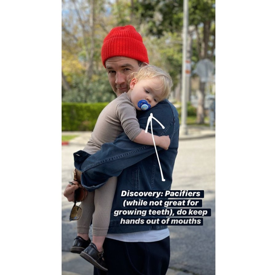 James Van Der Beek's Sweetest Moments With His Family 1