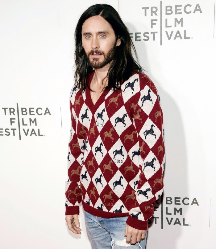 Jared Leto Just Found Out About Coronavirus After Spending 12 Days in a Desert With No Communication