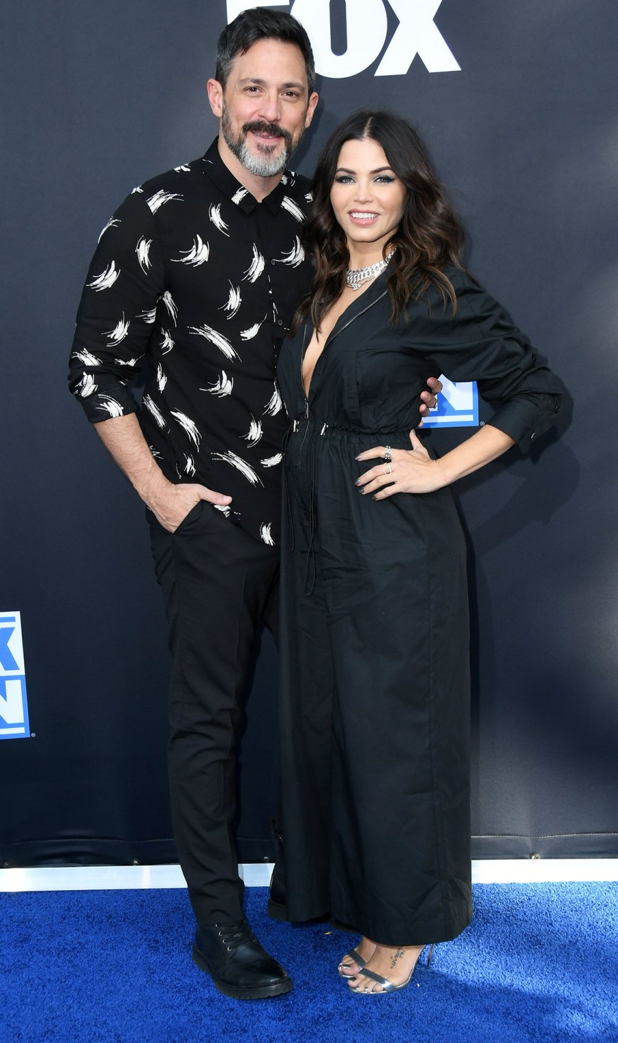 Jenna Dewan Sweetest Moments With Her and Steve Kazee Son Callum