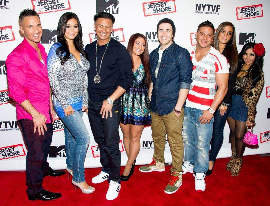 Jersey Shore Cast Sammi Sweetheart Comments on Snooki TikTok
