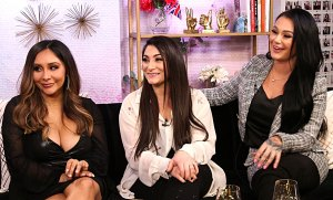Jersey Shore Women Spill All New Candlelight Confessions Game