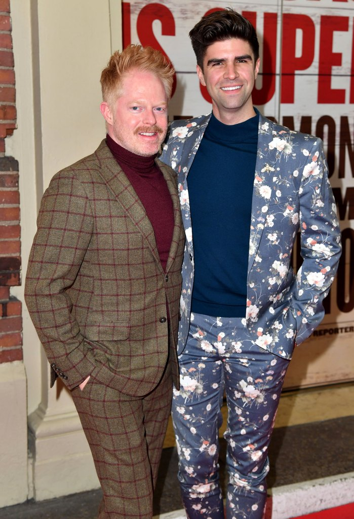 Jesse Tyler Ferguson and Justin Mikita Girl from the North Country Modern Family