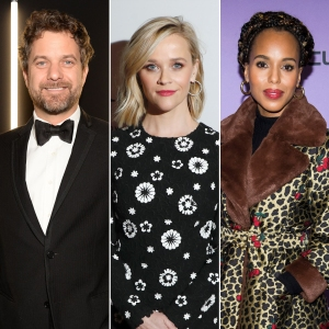 Joshua Jackson Reveals How Reese Witherspoon and Kerry Washington Helped Him Prepare for Parenthood