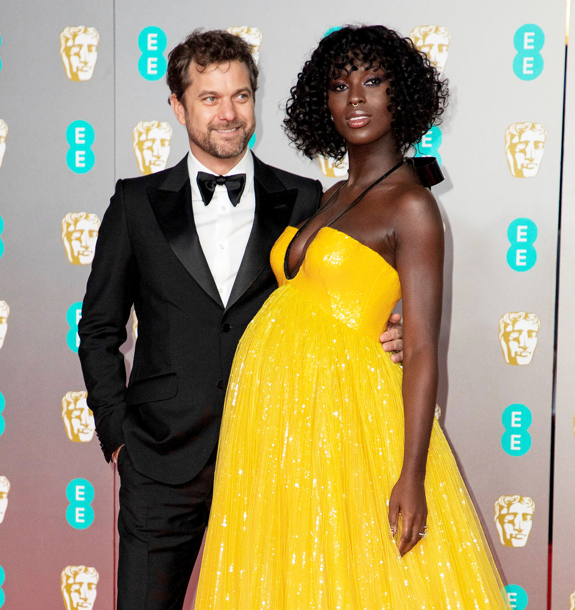 Joshua Jackson Shares Pregnant Wife Jodie Turner-Smith's Due Date 2