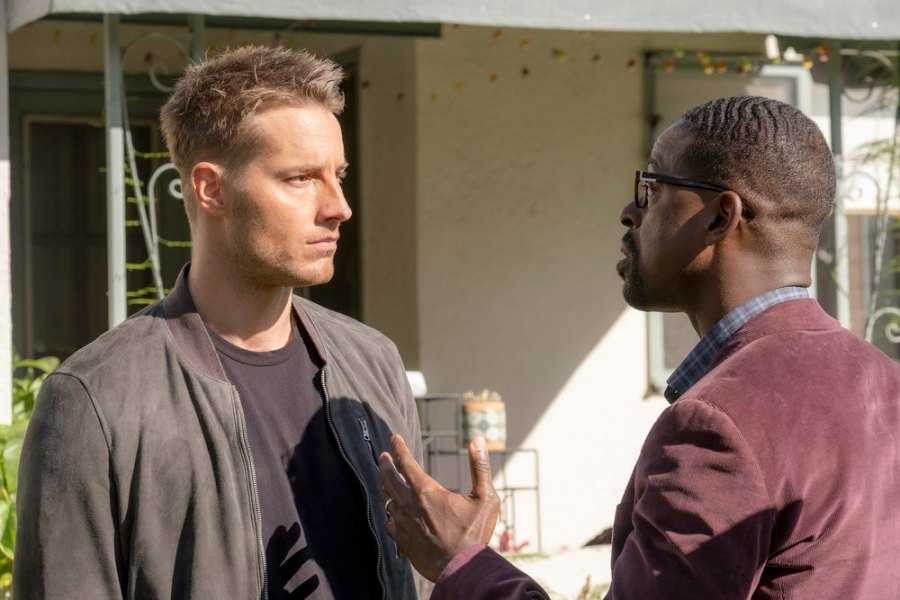 Justin Hartley Sterling K Brown This Is Us