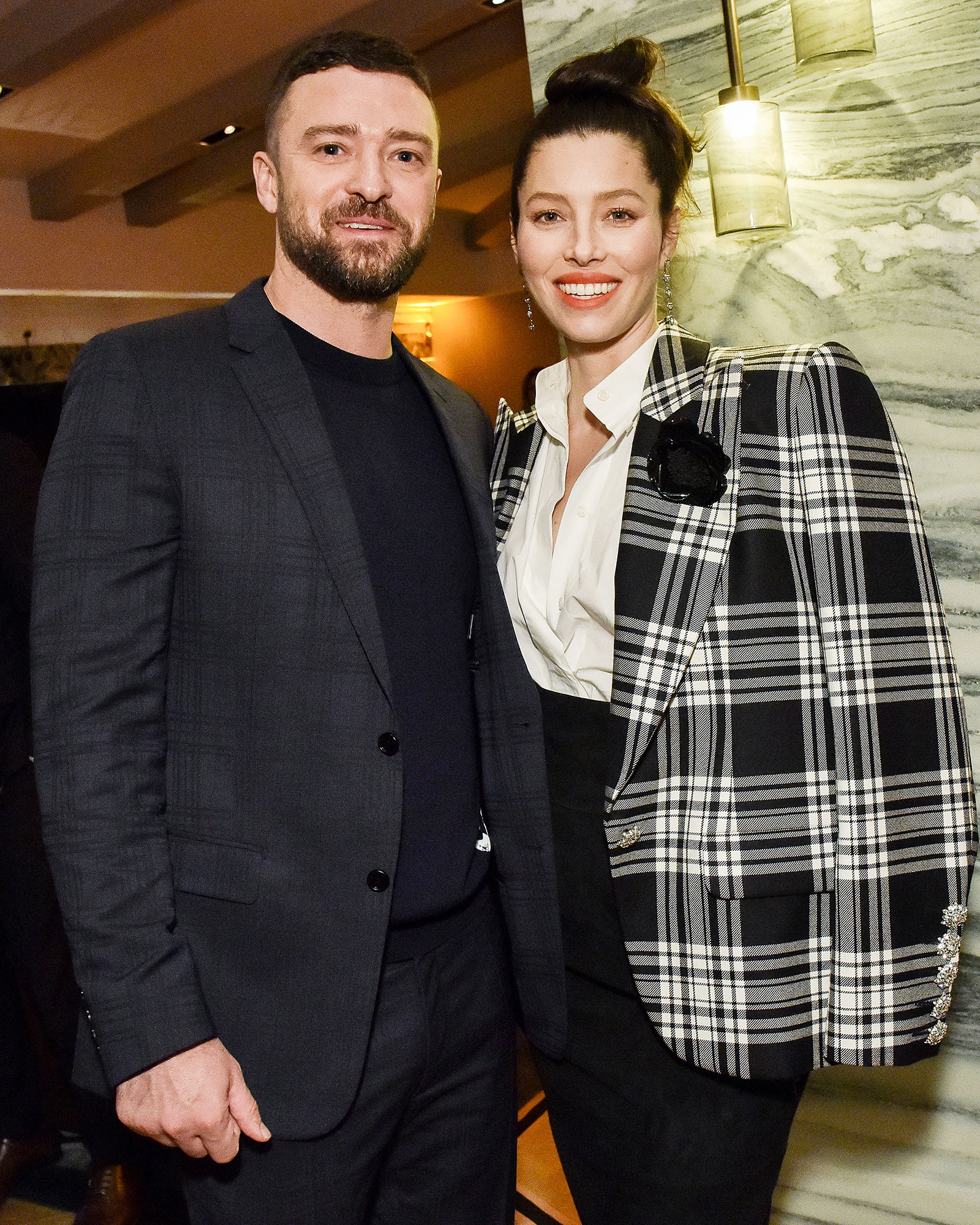 Justin Timberlake and Jessica Biel Are Enjoying Being Together During Quarantine