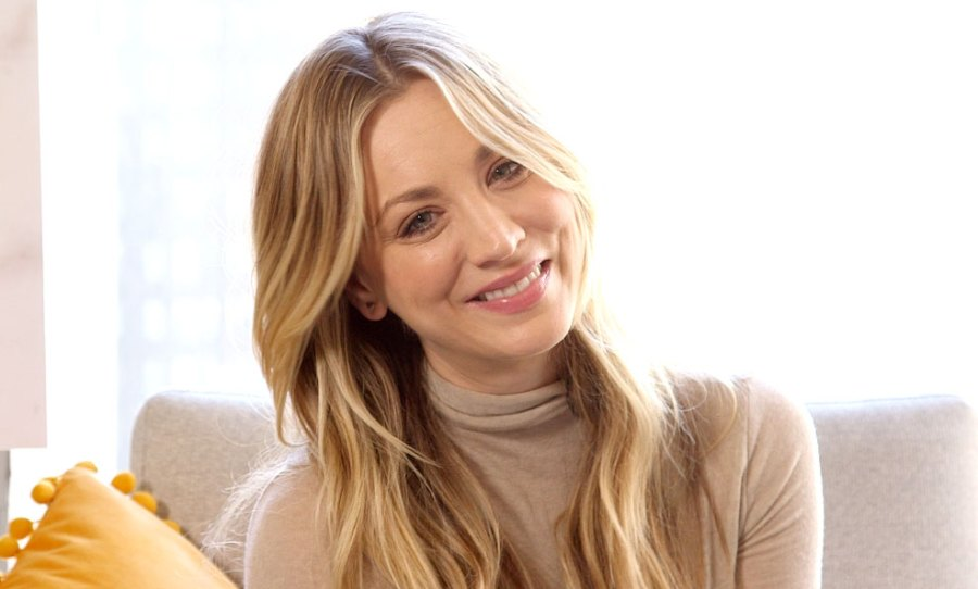 Kaley Cuoco Us Interview