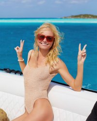 Kate Bosworth Bathing Suit Instagram