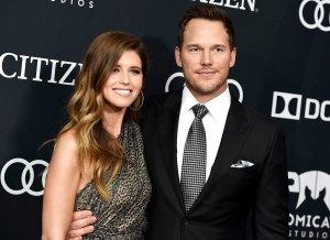 Katherine Schwarzenegger Calls Husband Chris Pratt Greatest Gift Ever