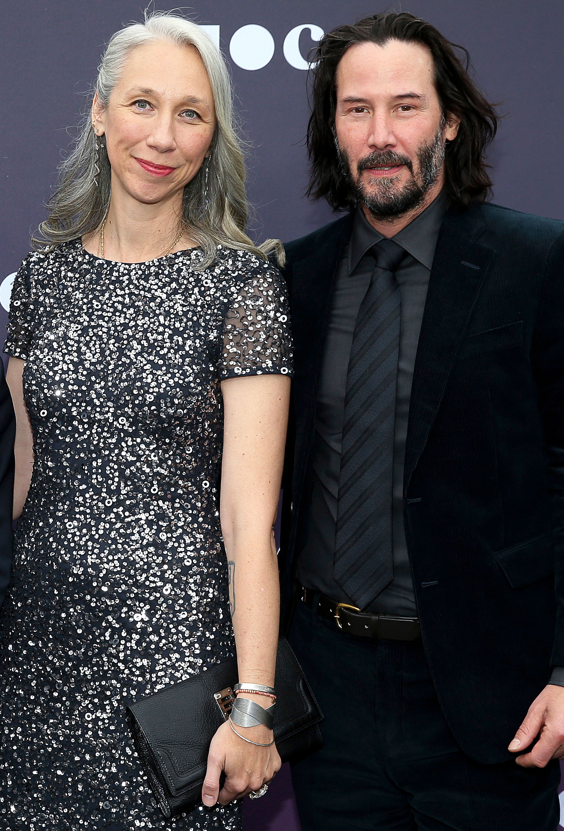 Keanu Reeves' GF Was Called by 'Every' Person She Knows Over Romance