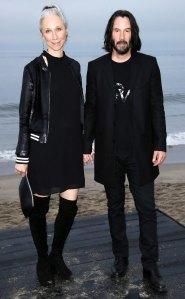 Keanu Reeves GF Alexandra Grant Shares How People Reacted Romance