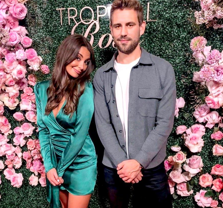 Kelley Flanagan, Nick Viall Spark Dating Rumors at Chris Harrison's Party