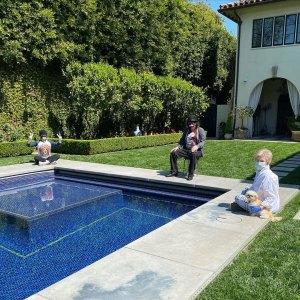Kelly Osbourne Visits Parents for 1st Time Amid Coronavirus Outbreak
