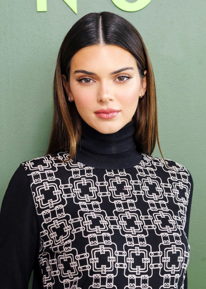 Kendall Jenner Reveals Her Biggest Crush in the Calvin Klein Campaign