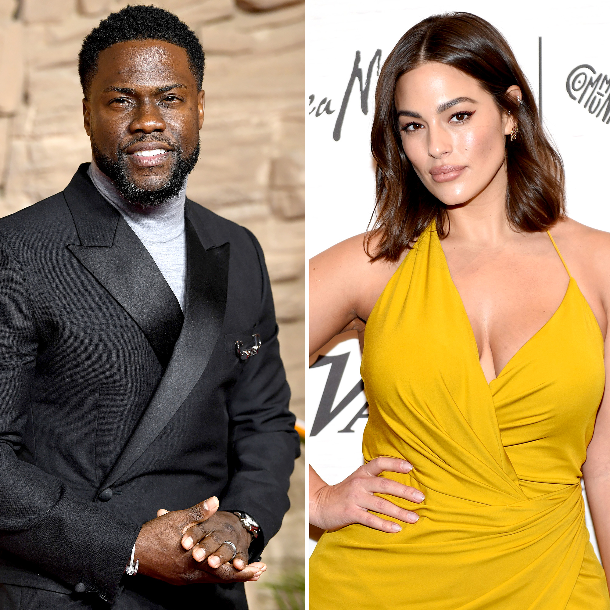 Kevin Hart Ashley Graham and More Stars Share Their Home Workout Routines Amid Coronavirus