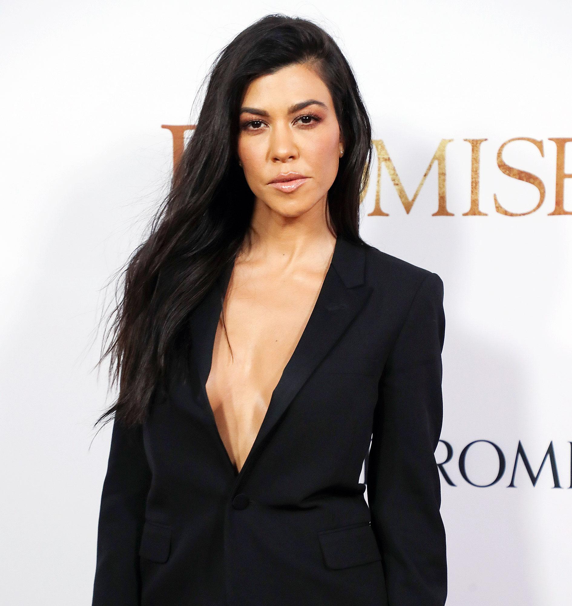 Kourtney Kardashian Claims She Quit Keeping Up With the Kardashians