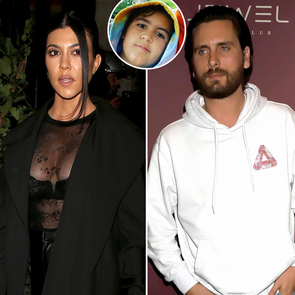 Kourtney Kardashian Confirms She and Ex Scott Disick Made Son Mason Delete Instagram