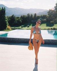 Kourtney Kardashian March 24 2020 Best Kardashian Jenner Bikini Pictures