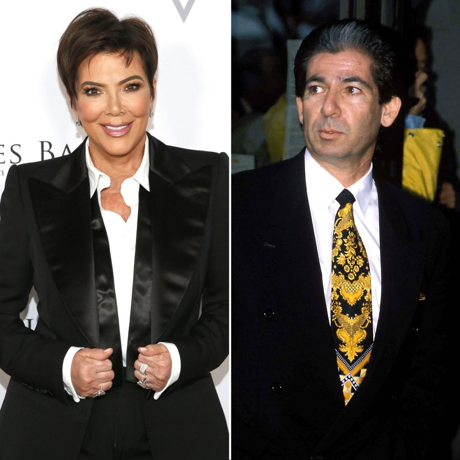 Kris Jenner Reflects on Her Split From Late Rob Kardashian