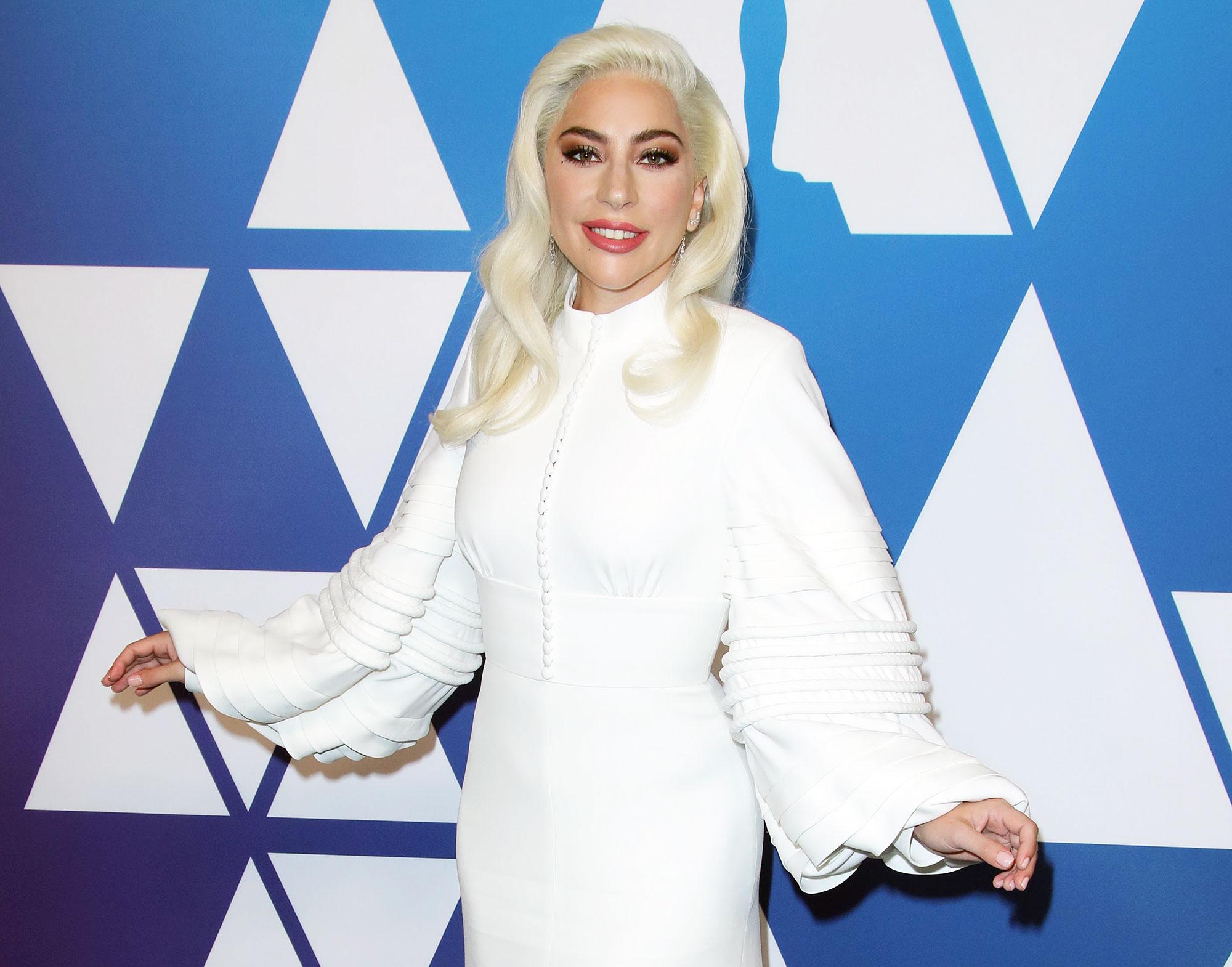 Lady Gaga Shares New Selfie With Boyfriend Michael Polansky
